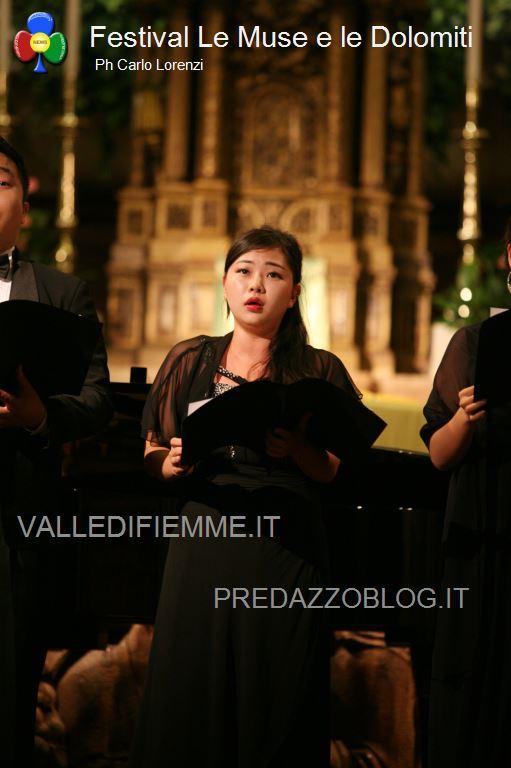 Festival Le Muse e le Dolomiti5  Il Coro di Voci Bianche di Amsterdam in concerto a Tesero