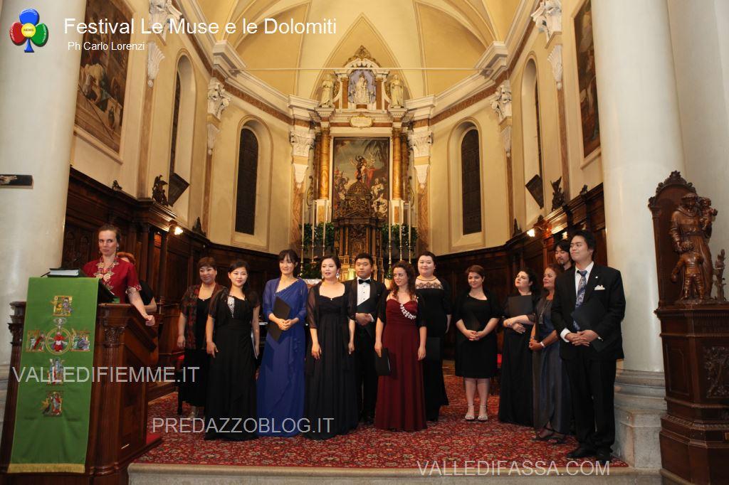 Festival Le Muse e le Dolomiti8  Il Coro di Voci Bianche di Amsterdam in concerto a Tesero
