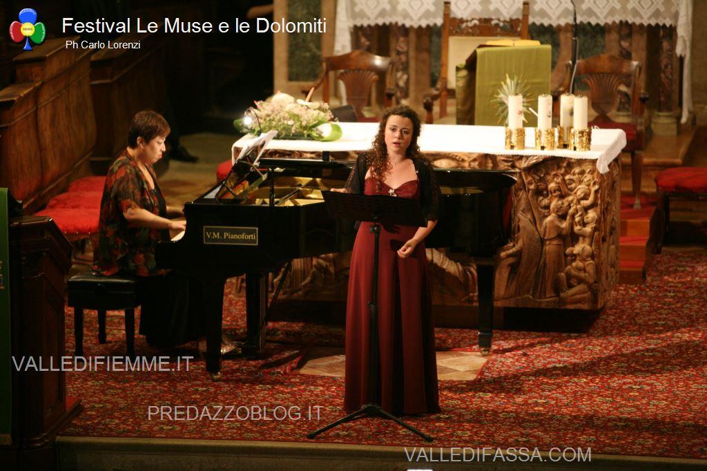 Festival Le Muse e le Dolomiti9  Il Coro di Voci Bianche di Amsterdam in concerto a Tesero