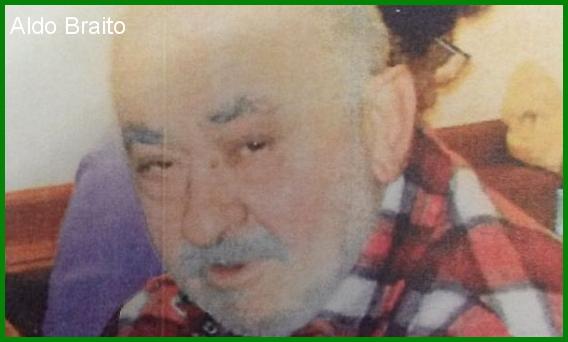 aldo braito Ritrovato sano e salvo Aldo Braito, 71 anni, di Daiano