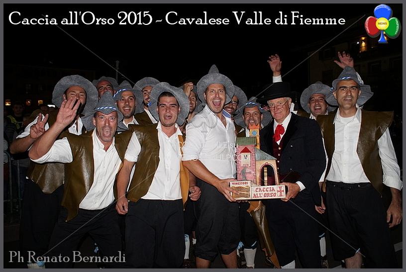 caccia allorso 2015 cavalese fiemme Cavalese, Su par Vila vince la Caccia allOrso 2015