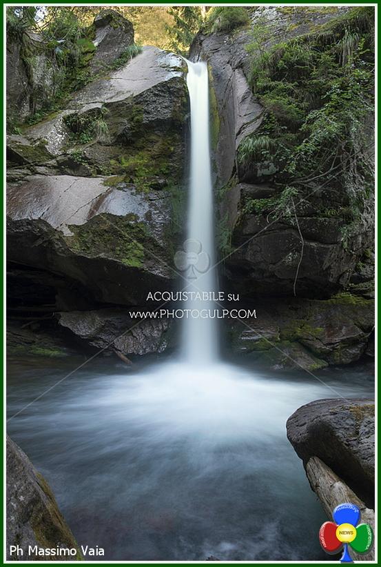 cascata fiemme Turismo, luglio da record in Valle di Fiemme