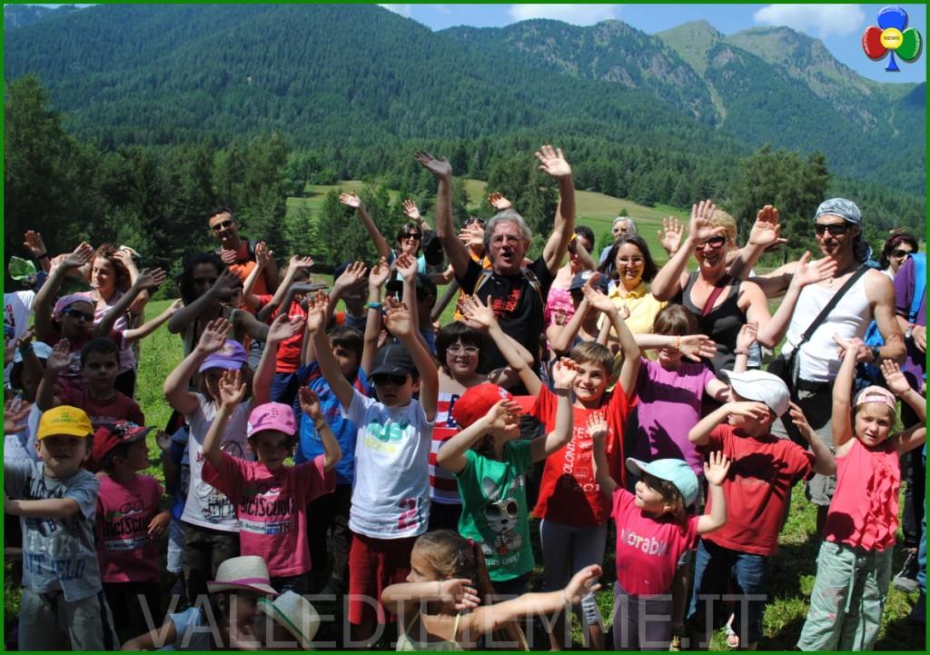 turismo in fiemme 1024x721 Turismo, luglio da record in Valle di Fiemme
