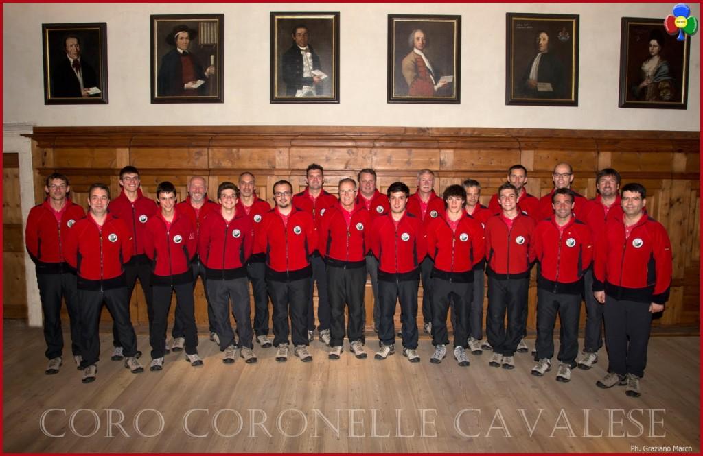 coro coronelle cavalese 1024x665 Il Coro Coronelle di Cavalese canterà all'Expo 2015 a Milano.