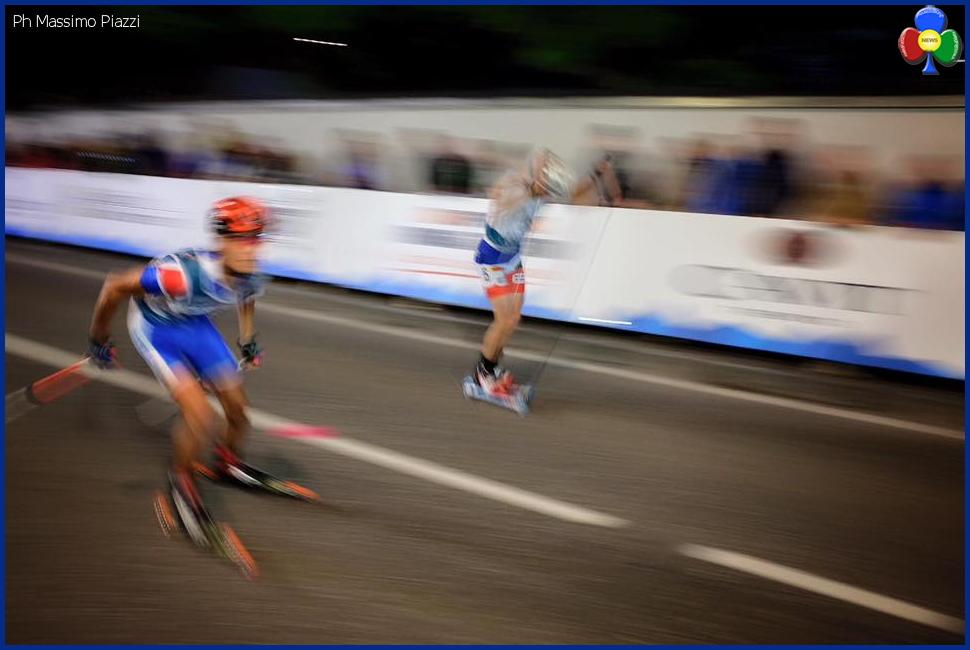 mondiali skiroll fiemme 2015 sprint by massimo piazzi Mondiali Skiroll, Italia e Russia nella Sprint di Ziano di Fiemme