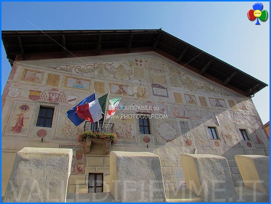 """palazzo magnifica comunita di fiemme 1 """"Piani alterni"""" concerto al Palazzo Magnifica Comunità di Fiemme"""