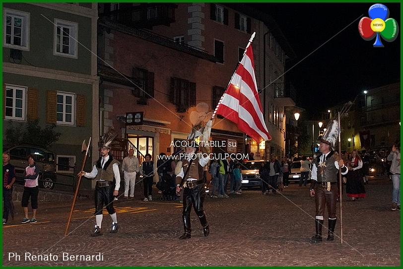 rievocazione storica cavalese La Guerra Rustica del 1525 rievocazione storica a Cavalese
