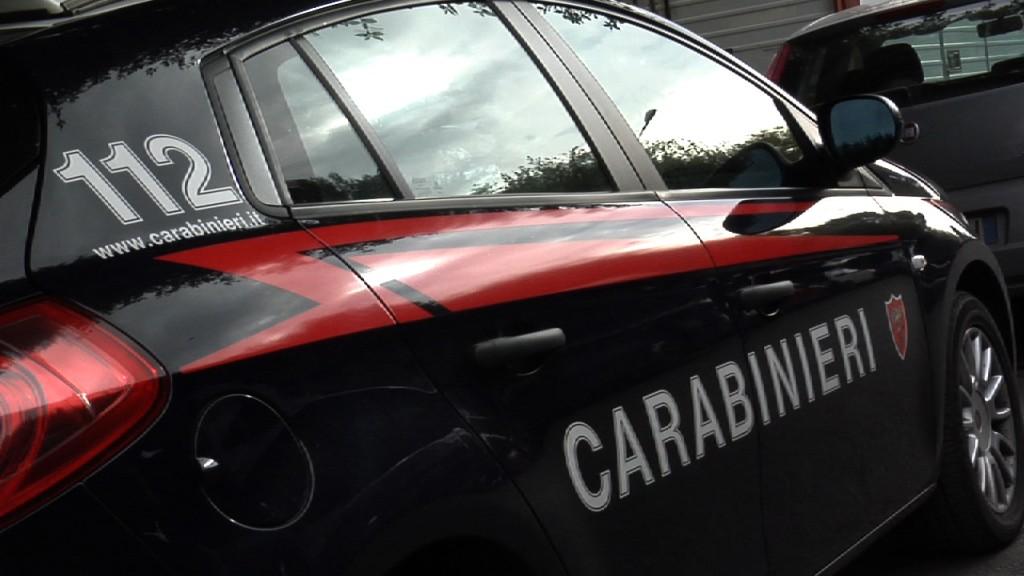 carabinieri 1024x576 Daiano, denunciato laggressore della ragazza nordic walkers