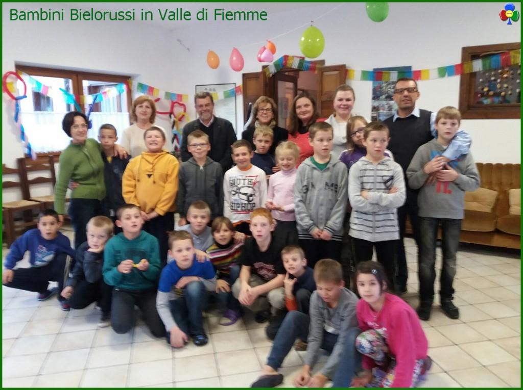 bambini bielorussi fiemme 1024x765 Bambini Bielorussi, laccoglienza di Fiemme