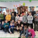 bambini bielorussi fiemme 150x150 A Cavalese la Partita dellAmicizia