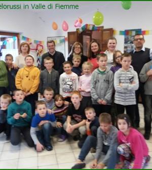 bambini bielorussi fiemme
