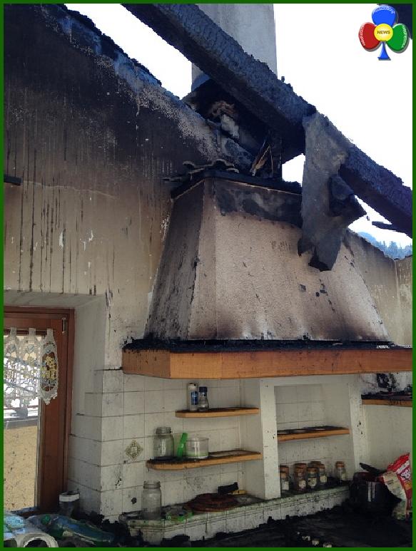 incendio anna divan masi cavalese Un incendio ha bruciato la mia casa..