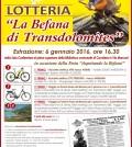 lotteria transdolomites