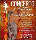 pentagramma winds concerto cavalese 2015