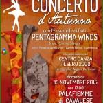 pentagramma winds concerto cavalese 2015 150x150 Pentagramma Winds in concerto Domenica 2 giugno a Cavalese