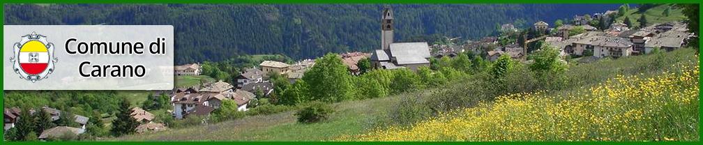 comune di carano I Sindaci di Ziano, Castello   Molina, Carano e Cavalese vietano fuochi dartificio e petardi