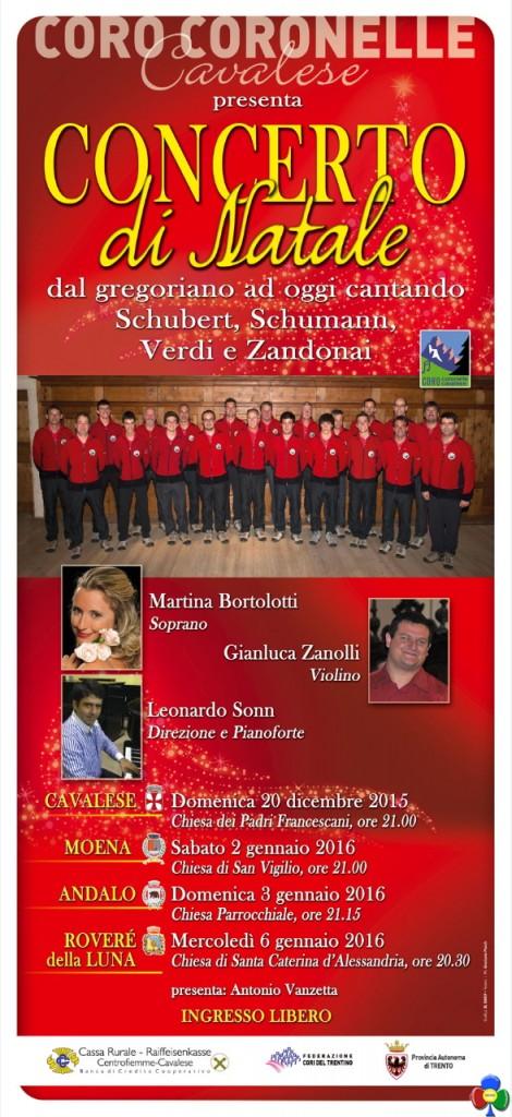 concerto natale coro coronelle 470x1024 4 concerti di Natale con il Coro Coronelle