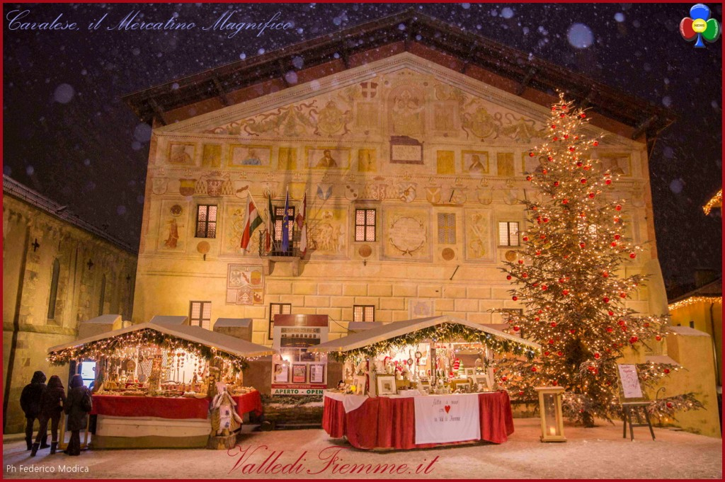 mercatino magnifico cavalese1 1024x681 Cavalese accende il Natale con il MAGNIFICO MERCATINO