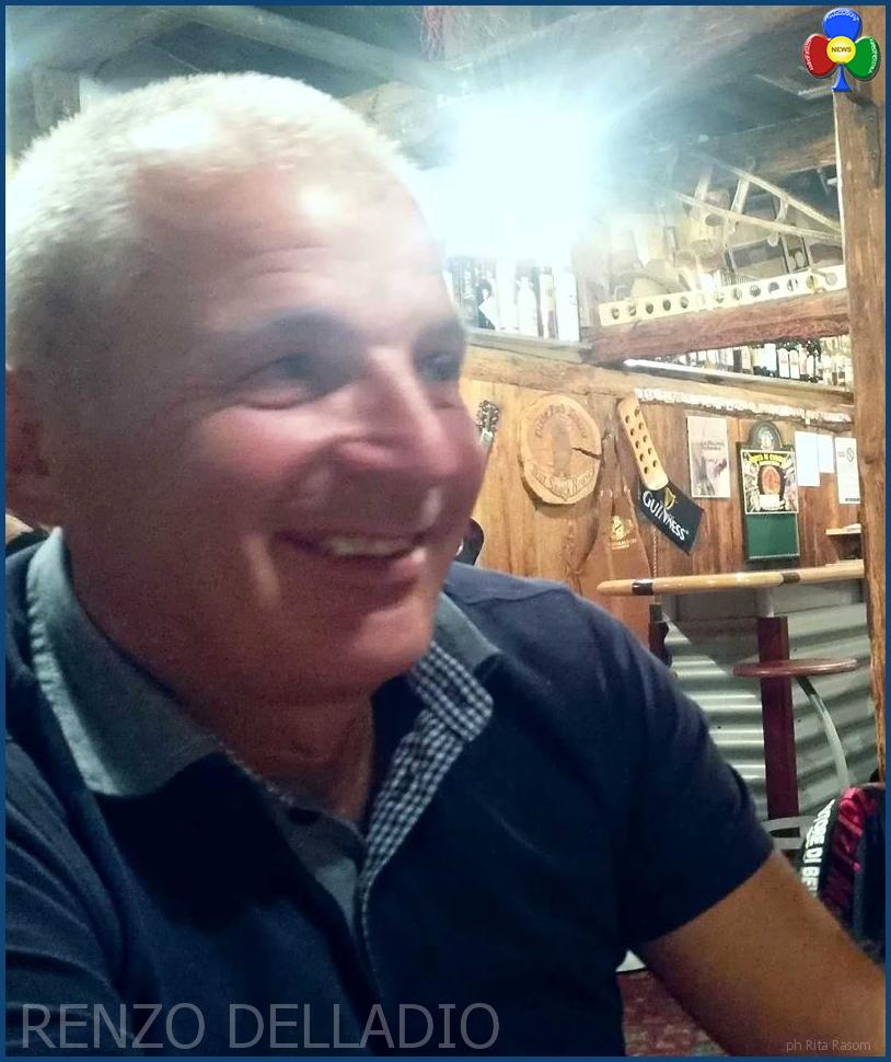 renzo delladio1 Tragedia al Corno Nero, muore Renzo Delladio di Varena