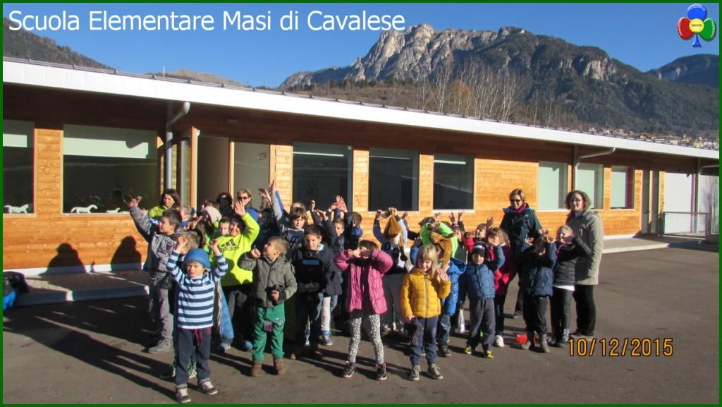 scuola elementare masi cavalese 1024x577 Palloncini bianchi per la Giornata mondiale dei diritti delluomo