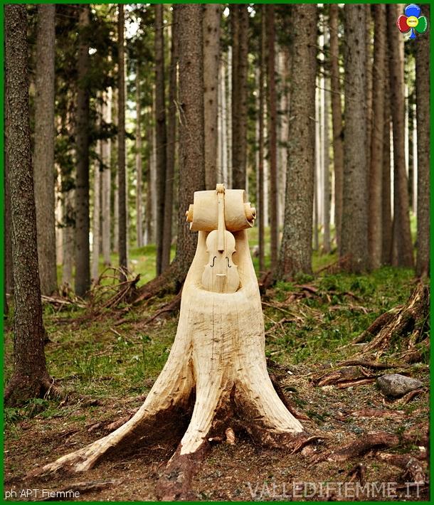 "bosco che suona fiemme 1 Le foreste di Fiemme sul ""Süddeutsche Zeitung"""