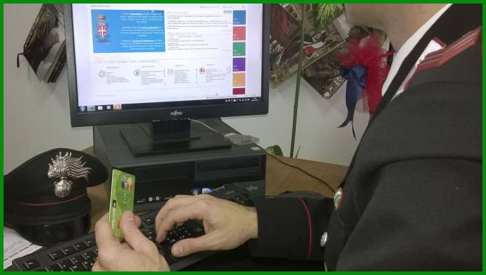 carabinieri truffe online Appartamenti fantasma, 3 denunce per truffa