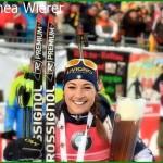 dorothea wierer biathlon 150x150 Giulia Sturz oro a Planica nella 10km