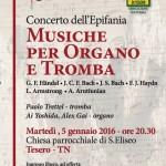 """organo tesero concerto 150x150 Lavazè, ricordando De Andrè con il """"IL PONTE DI S.A.I.D"""""""