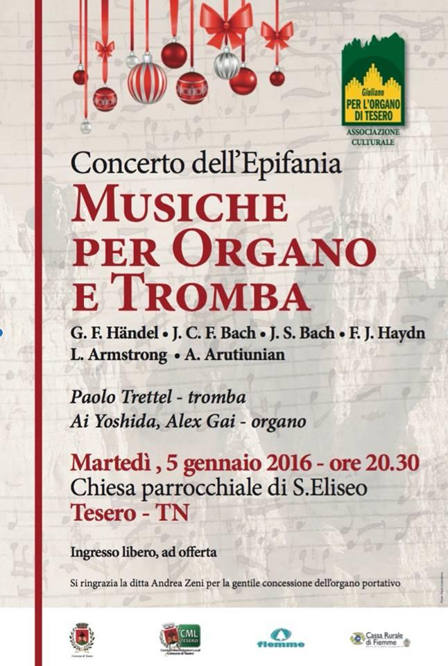 Secondo concerto per l 39 organo di tesero fiemme notizie for L organo portativo