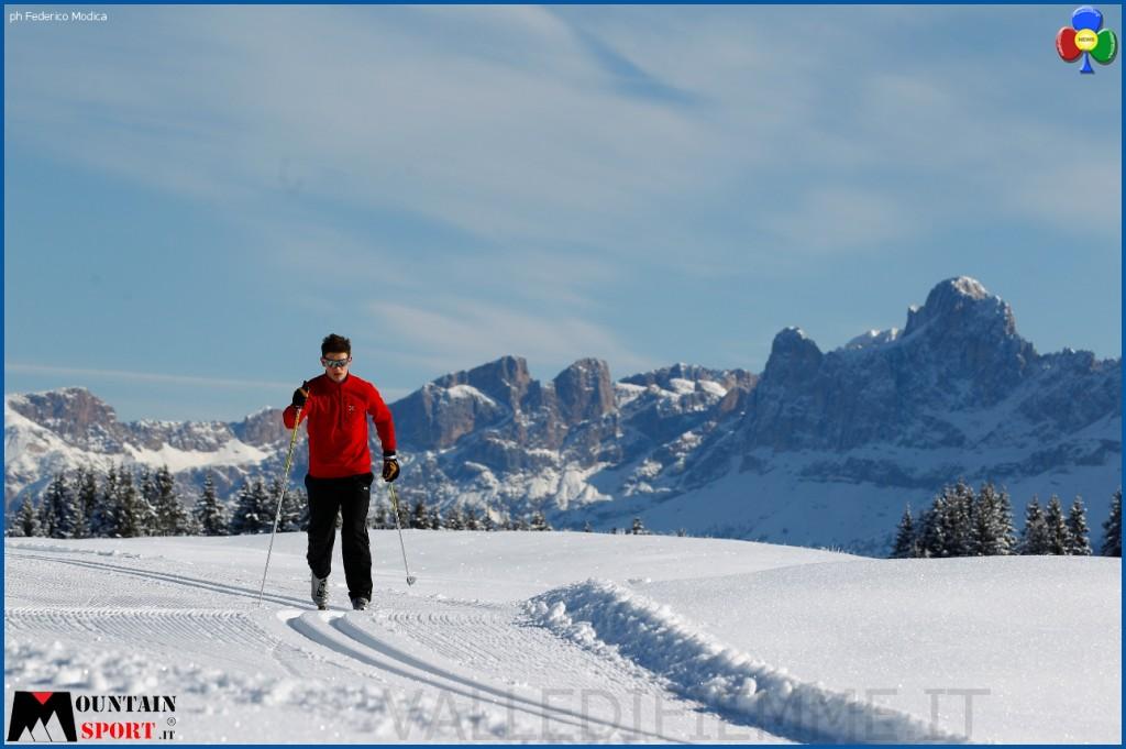 piste fondo fiemme 1024x681 Fiemme è la miglior località sciistica per lo sci da fondo