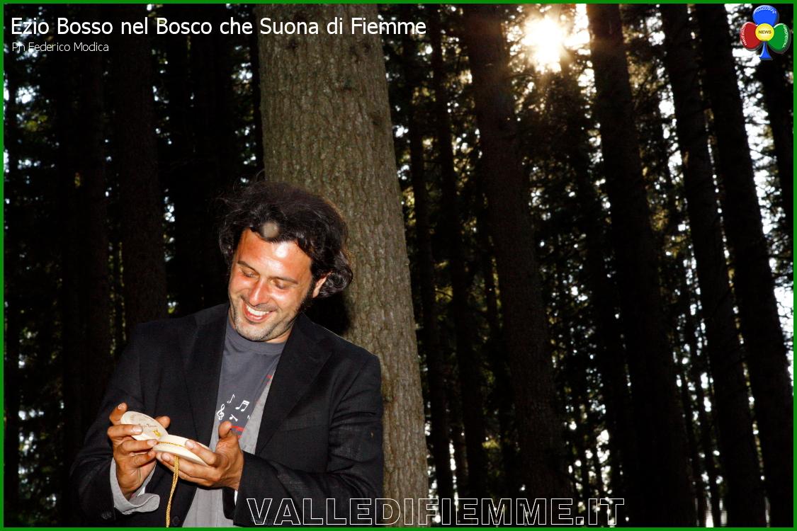 Grazie Ezio Bosso Per La Sinfonia Che Hai Donato Alla Val