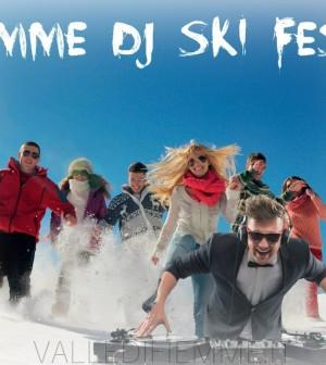 Fiemme dj-ski-fest evento valledifiemme