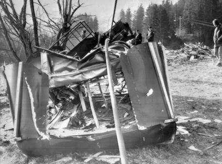 cermis prima tragedia 1 40 anni fa la prima tragedia del Cermis