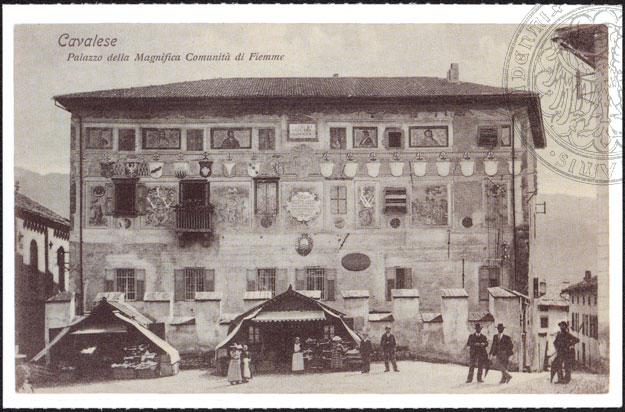 cavalese storica magnifica comunita fiemme1 I Comuni di Cavalese e Castello   Molina di Fiemme verso la fusione