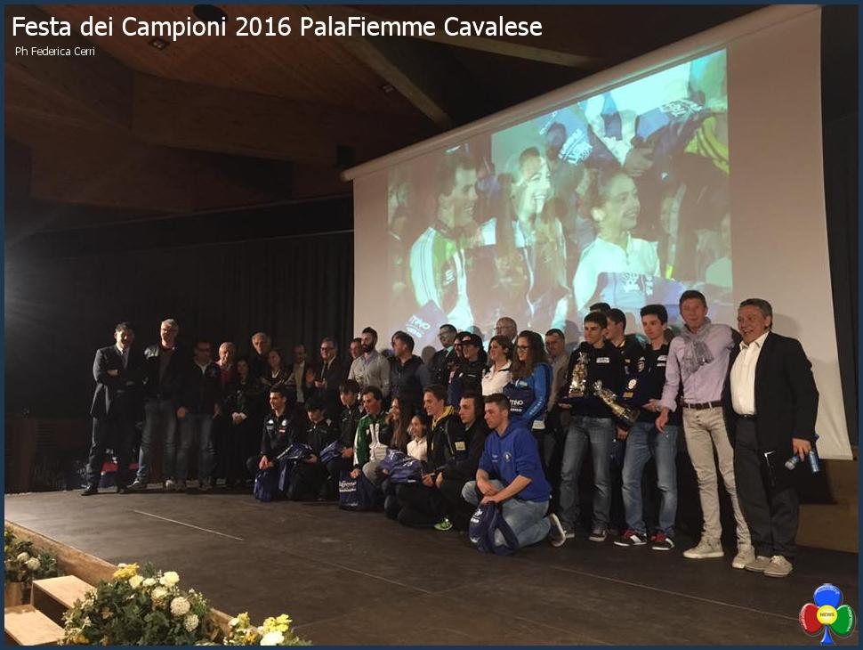 festa dei campioni 2016 fiemme 1 La Festa dei Campioni accende il PalaFiemme