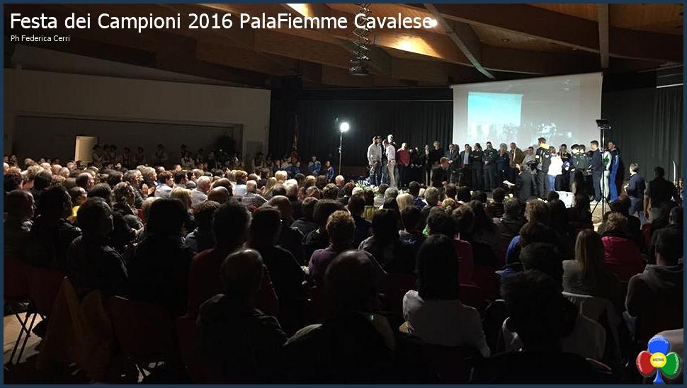 festa dei campioni 2016 fiemme 2 La Festa dei Campioni accende il PalaFiemme