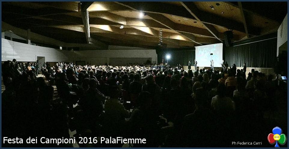 festa dei campioni 2016 fiemme 3 La Festa dei Campioni accende il PalaFiemme