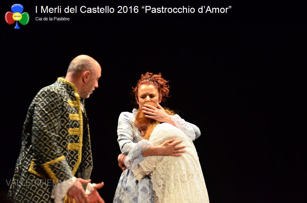 i merli del castello 2016 pastrocchio4 I Merli del Castello tornano in scena a Castello