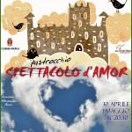 merli del castello 2016 150x150 Corso di Teatro con Alessandro Arici a Castello di Fiemme
