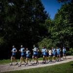 La Nazionale Femminile del Volley a Cavalese