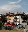 incendio cavalese 27 maggio 2016