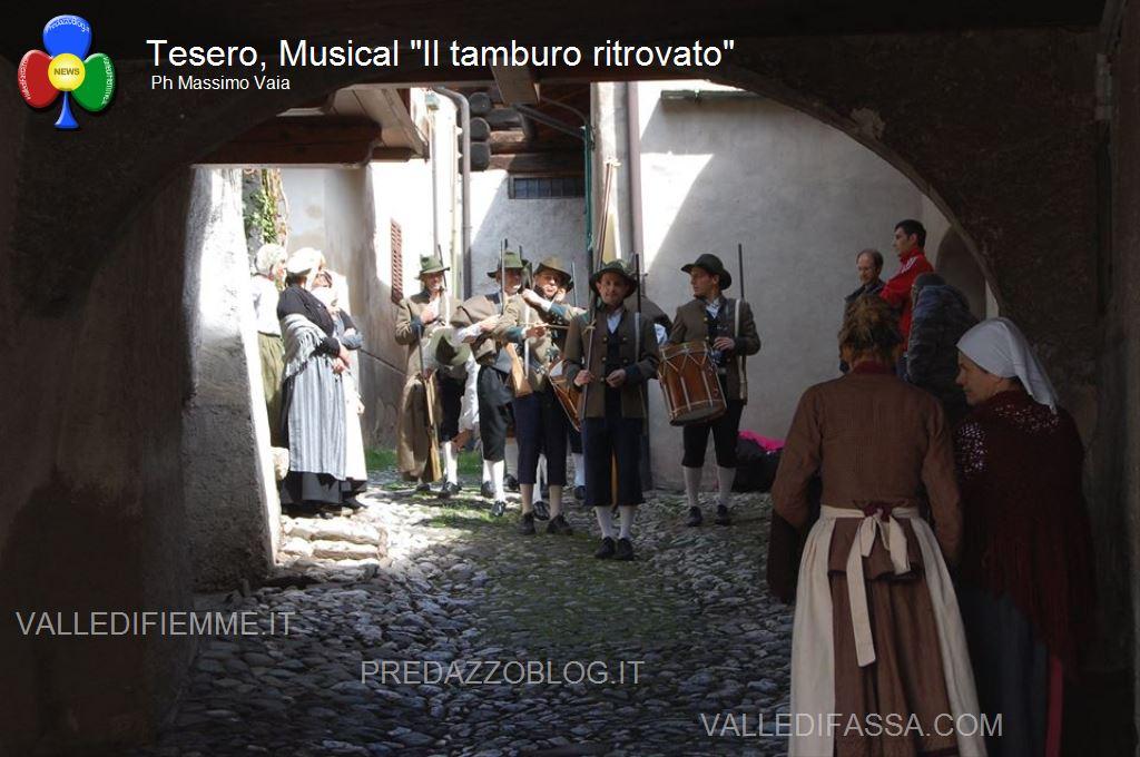 """musical il tamburo ritrovato tesero fiemme13 Il musical Made in Fiemme """"Il Tamburo Ritrovato"""""""