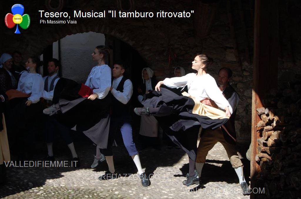 """musical il tamburo ritrovato tesero fiemme18 Il musical Made in Fiemme """"Il Tamburo Ritrovato"""""""
