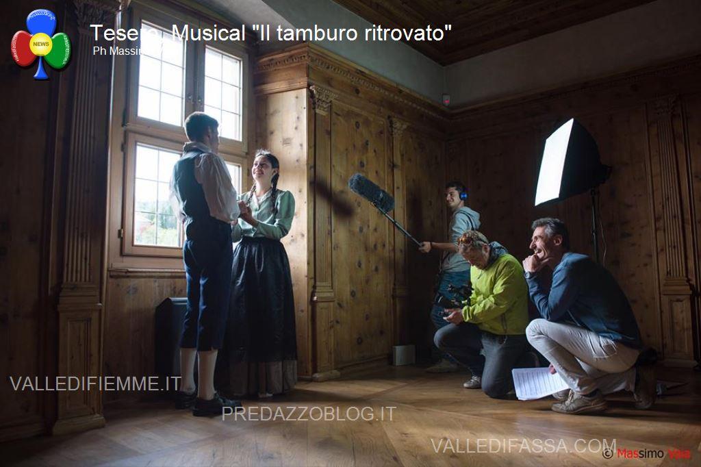 """musical il tamburo ritrovato tesero fiemme46 Il musical Made in Fiemme """"Il Tamburo Ritrovato"""""""