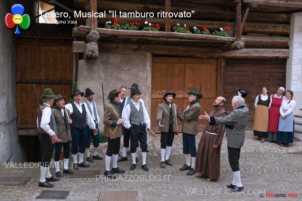 """musical il tamburo ritrovato tesero fiemme60 Il musical Made in Fiemme """"Il Tamburo Ritrovato"""""""