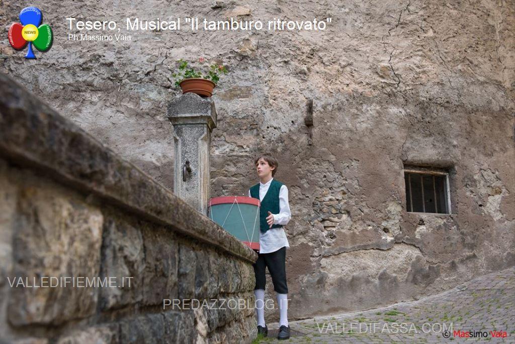 """musical il tamburo ritrovato tesero fiemme62 Il musical Made in Fiemme """"Il Tamburo Ritrovato"""""""