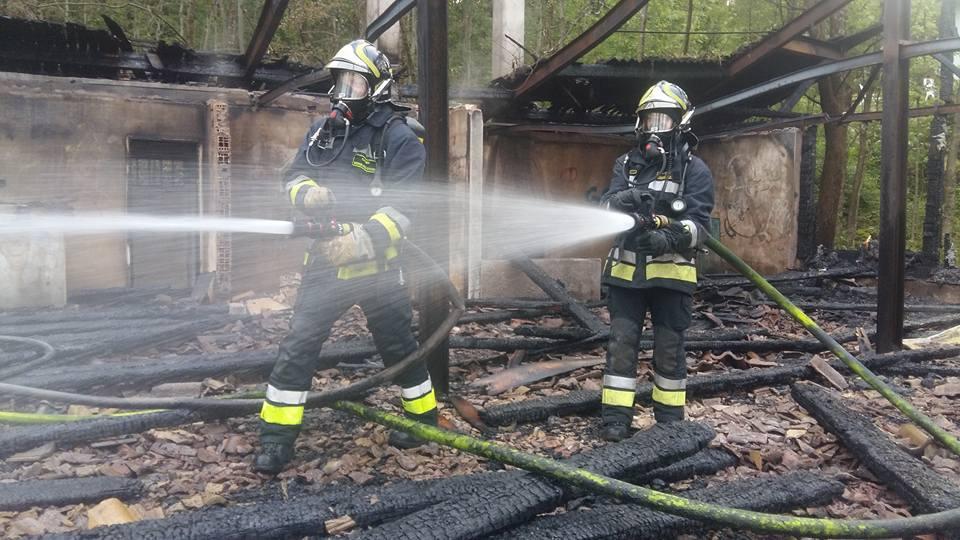 paolo garzia Cavalese, incendio a Villa Covi