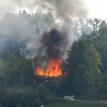 renato bernardi 150x150 Incendio sul balcone in via Cacciatori a Cavalese   Video