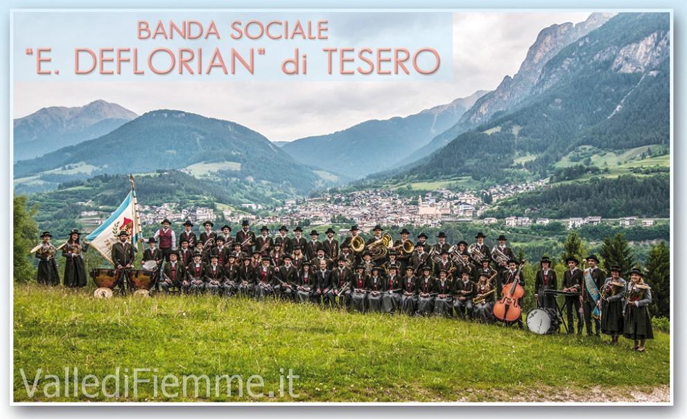 banda sociale di tesero fiemme 20°rassegna Appuntamenti con la Banda a Tesero