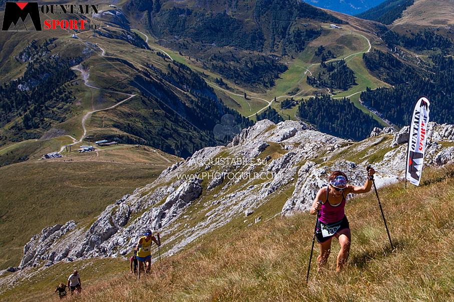 latemar vertical km Le 10 gare La Sportiva Vertical Trophy 2016